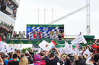 24 HOURS AT LE MANS (FRA) ROUND 3 FIA WEC 2015