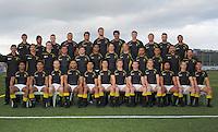 131015 Rugby - Wellington Under-20 Team Photo