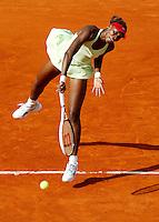 29-5-06,France, Paris, Tennis , Roland Garros,Venus Williams