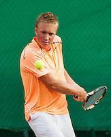 08-08-12, Netherlands, Hillegom, Tennis, NJK,  Jelle Sels