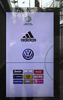Volkswagen liefert als neuer DFB-Partner die Fahrzeuge des DFB - 15.03.2019: Pressekonferenz der Deutschen Nationalmannschaft, DFB Zentrale Frankfurt