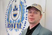 Kalle, General Secretary of the ROTAL public services union, Tallinn, Estonia.