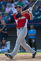 Henry Wrigley of the Charlotte Stone Crabs during the Florida State League All Star Game (Scott Jontes/MiLB.com)