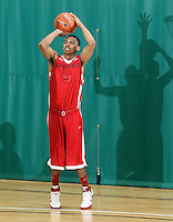 April 8, 2011 - Hampton, VA. USA; Nikc Lewis participates in the 2011 Elite Youth Basketball League at the Boo Williams Sports Complex. Photo/Andrew Shurtleff