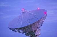 Photo showing satellite, sky, satellite, light.