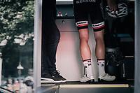 Sunweb legs<br /> <br /> 104th Tour de France 2017<br /> Stage 14 - Blagnac › Rodez (181km)