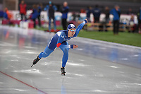 SPEED SKATING: HAMAR: Viking Skipet, 03-02-2019, ISU World Cup Speed Skating, Seung Yong Yang (KOR), ©photo Martin de Jong