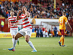 Mikael Antoine-Curier celebrates scoring from the spot