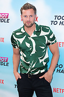 Robert Van Tromp<br /> at the 'Too Hot to Handle' season 2 screening, London.<br /> <br /> ©Ash Knotek  D3566 23/06/2021