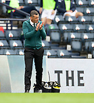 22.05.2021 Scottish Cup Final, St Johnstone v Hibs: Jack Ross trying to get his side going