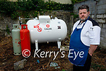 Chef Noel Keane of Croi Restaurant Tralee is switching to natural gas to become more eco-friendly.