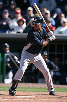 March 4, 2010:  Reegie Corona of the New York Yankees during a Spring Training game at Bright House Field in Clearwater, FL.  Photo By Mike Janes/Four Seam Images