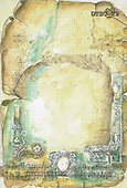 Hans, PARCHMENT, paintings+++++,DTSC29,#P# Pergament, pergamino