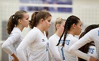 Yorktown vs Langley Volleyball 2018