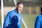 St Johnstone Training…18.11.16<br />Steven Anderson pictured during training this morning at McDiarmid Park ahead of tomorrow's game against Ross County<br />Picture by Graeme Hart.<br />Copyright Perthshire Picture Agency<br />Tel: 01738 623350  Mobile: 07990 594431