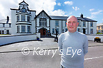 Vincent Kidd from the Royal Hotel, Knightstown on Valentia Island.
