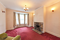 BNPS.co.uk (01202 558833)<br /> Pic: Homesestateagency/BNPS<br /> <br /> Pictured: The lounge room with a fireplace.<br /> <br /> A timewarp home that has been lived in by the same family for more than a century has gone on sale for the first time since being built.<br /> <br /> At the time the property was built, King Edward VII was on the throne and the First World War had not even started.<br /> <br /> The property is being sold for £550,000 under probate by the original builder's three grandchildren, who were born in the Victorian-style house.<br /> <br /> The two-bedroomed home is in the Surrey town of Haslemere and belonged to the Berry family, who decided to sell after the death of their parents, Freda and Leslie.