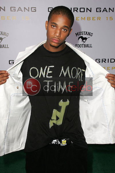 """Jade Yorker<br />at the Los Angeles Premiere of """"Gridiron Gang"""". Grauman's Chinese Theatre, Hollywood, CA. 09-05-06<br />Dave Edwards/DailyCeleb.com 818-249-4998"""