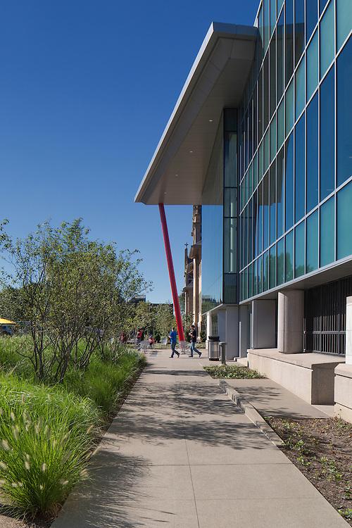 Columbus Metropolitan Library | Architect: Gund Partnership & Schooley Caldwell Associates