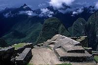Amérique/Amérique du Sud/Pérou/Env de Cuzco :Machu Picchu