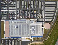 Parkplätze Ikea Moorflleet: EUROPA, DEUTSCHLAND, HAMBURG, (EUROPE, GERMANY), 19.04.2014:  Parkplätze Ikea Moorflleet