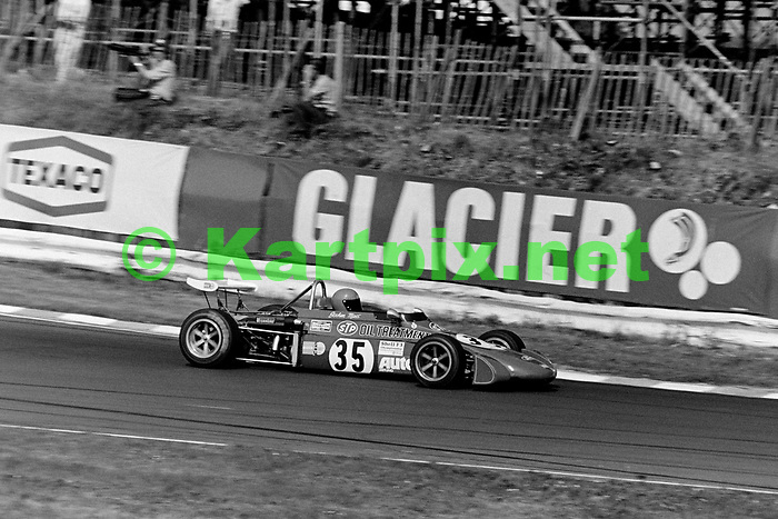 Jochen Mass, John Player British Grand Prix 1972,<br /> B.R.S.C.C. MCD Shell Super Oil British F3 Championship, Rd 9