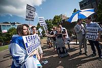 2014/07/11 Berlin | Israel-Solidarität