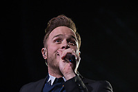 Olly Murs performs during his Spring 2017 UK Tour at the O2, London, England on 30 March 2017. Photo by David Horn / PRiME Media Images.
