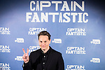 """XXX attends to the presentation of the film """"Captain Fantastic"""" at Ursa Hotel in Madrid. September 11, Spain. 2016. (ALTERPHOTOS/BorjaB.Hojas)"""
