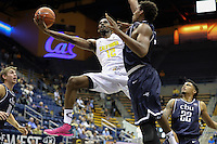 Cal Basketball M vs California Baptist, November 3, 2016