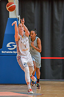 Emma Meesseman (11) of Belgium pictured during a basketball game between the national teams of Belgium , called the Belgian Cats , and Nigeria on Sunday 30 th of May 2021 in Kortrijk , Belgium . PHOTO SPORTPIX.BE | SPP | STIJN AUDOOREN