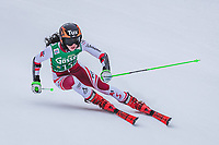 28th December 2020; Semmering, Austria; FIS Womens Giant Slalom World Cu Skiing; Stephanie Brunner of Austria in action during her 1st run of women Giant Slalom of FIS ski alpine world cup at the Panoramapiste in Semmering