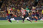 Athletic de Bilbao´s Aritz Aduriz during 2014-15 Copa del Rey final match between Barcelona and Athletic de Bilbao at Camp Nou stadium in Barcelona, Spain. May 30, 2015. (ALTERPHOTOS/Victor Blanco)