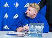 RJ Long signs to play at Air Force