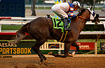 DEL MAR, CA  SEPTEMBER 3: #12 Connie Swingle, ridden by Geovanni Franco, wins the Generous Portion Stakes on September 3, 2021 at Del Mar Thoroughbred Club in Del Mar, CA.  (Photo by Casey Phillips/Eclipse Sportswire/CSM)
