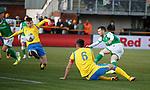 Rangers in Porto, Europa League: Marc McNulty scores goal no 2 for Hibs