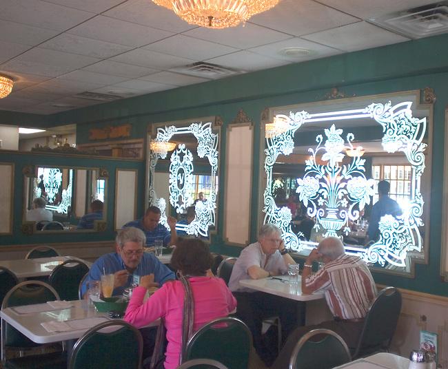 Versailles Restaurant, Little Havana, Miami, Florida