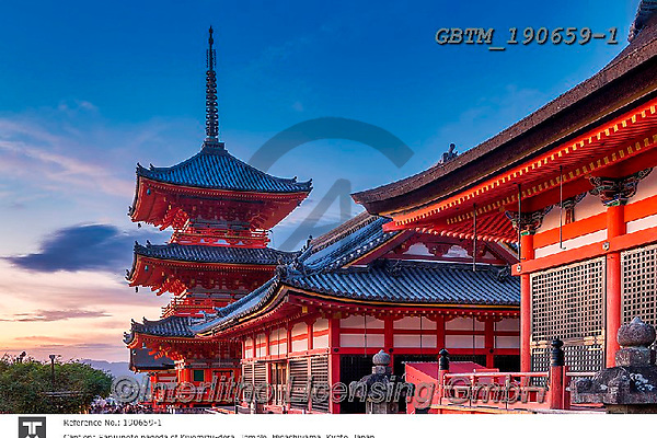Tom Mackie, LANDSCAPES, LANDSCHAFTEN, PAISAJES, photos,+Asia, Japan, Japanese, Kyoto, Sanjunoto pagoda, Tom Mackie, Worldwide, blue, building, buildings, horizontal, horizontals, la+ndmark, landmarks, nobody, pagoda, red, shrine, temple, tourist attraction, world wide, world-wide,Asia, Japan, Japanese, Kyo+to, Sanjunoto pagoda, Tom Mackie, Worldwide, blue, building, buildings, horizontal, horizontals, landmark, landmarks, nobody,+pagoda, red, shrine, temple, tourist attraction, world wide, world-wide+,GBTM190659-1,#l#, EVERYDAY