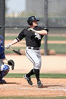 Tyler Kuhn, Chicago White Sox minor league spring training..Photo by:  Bill Mitchell/Four Seam Images.