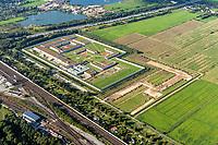 JVA Billwerder: EUROPA, DEUTSCHLAND, HAMBURG, (EUROPE, GERMANY), 31.08.2021: JVA Billwerder