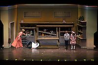 Disney's Mary Poppins presented by Variety, Children's Charity St. Louis at The Touhill Performing Arts Center at University of Missouri St. Louis on Oct 23, 2015.