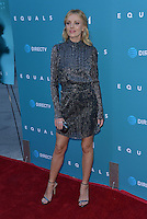 Bar Paly @ the premiere of 'Equals' held @ the Arclight theatre. July 7, 2016
