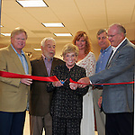 Ribbon Cutting Ceremony Tassel Building