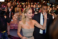Jennifer LAWRENCE - Avant premiere du film ' MOTHER ' - 7 septembre 2017 - Paris - France
