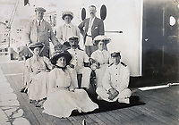 Incredibly rare minutes of a board meeting held in the wake of the Titanic disaster come to light.