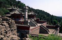 China, Peking, Sommerpalast, östlich der Pagode Fo Xiang  Ge, Unesco-Weltkulturerbe