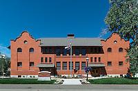 Breckenridge Community Center - Anderson Hallas Arch.