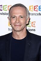 Photocall de la conference de presse de France Télévisions - Samuel Etienne