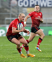 11 December 2020; Matt Faddes during the Heineken Champions Cup Pool B Round 1 match between Ulster and Toulouse at Kingspan Stadium in Belfast. Photo by John Dickson/Dicksondigital