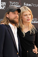 LOS ANGELES - JUN 16:  Jake Weary, Vera Bulder at The Birthday Cake LA Premiere at the Fine Arts Theater on June 16, 2021 in Beverly Hills, CA